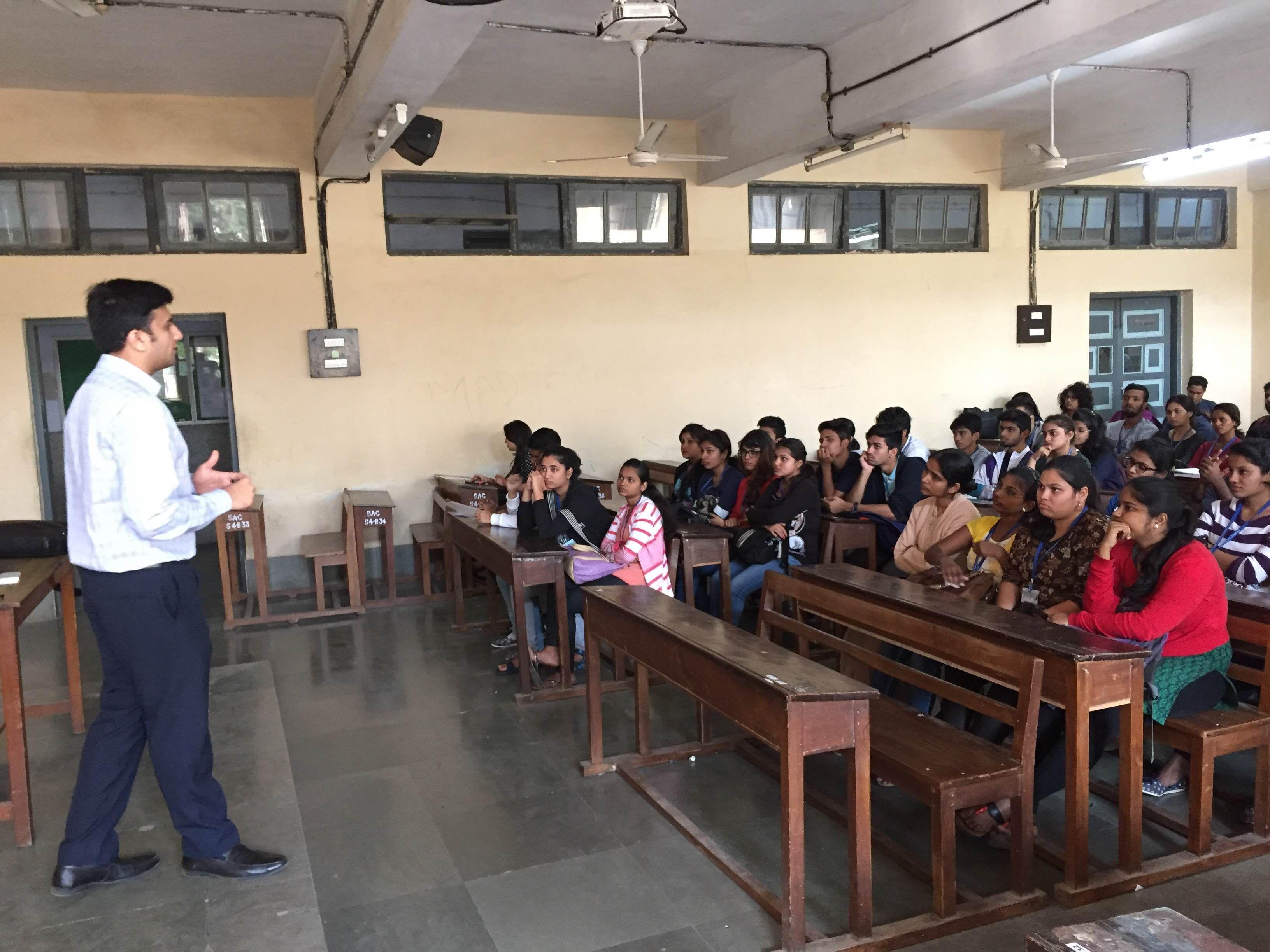 Guest Lecture Karan Gupta(Meghnad Desai Academy) - Future Prospects of Studying Economics (1)