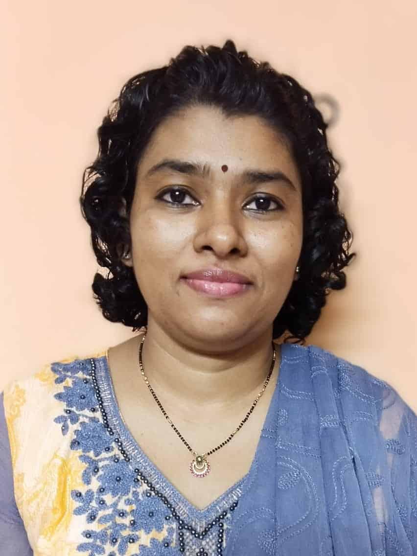 Ms. Vineetha Nair